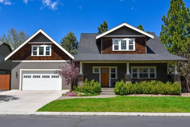 61205 Ridgewater Loop, Bend, OR 97702 (MLS #220100789) :: Berkshire Hathaway HomeServices Northwest Real Estate