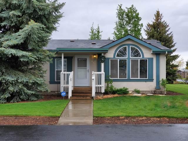 604 NE Shoshone Drive, Redmond, OR 97756 (MLS #220101224) :: Bend Homes Now