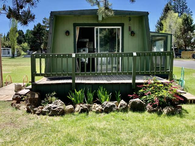 61445 SE 27th Street Unit 114, Bend, OR 97702 (MLS #220101305) :: CENTURY 21 Lifestyles Realty