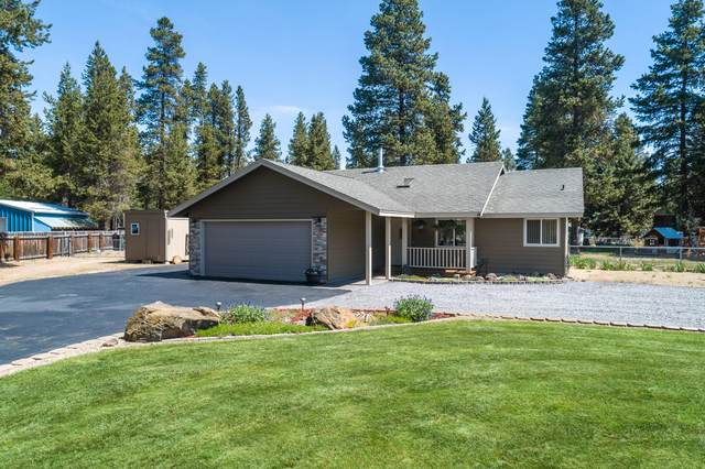 16038 Sunset Lane, La Pine, OR 97739 (MLS #220102135) :: Premiere Property Group, LLC