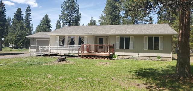 16168 Hawks Lair Road, La Pine, OR 97739 (MLS #220102233) :: Premiere Property Group, LLC