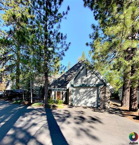 57070 Peppermill Circle 32-J, Sunriver, OR 97707 (MLS #220103197) :: Coldwell Banker Bain