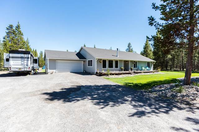 16255 Buena Vista Drive, La Pine, OR 97739 (MLS #220103554) :: Windermere Central Oregon Real Estate