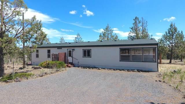 15107 SW Maverick Road, Terrebonne, OR 97760 (MLS #220103882) :: Windermere Central Oregon Real Estate