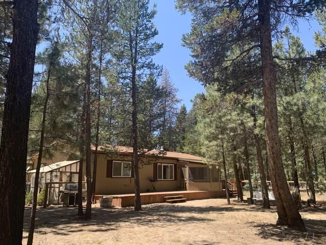 1764 Lariat Court, La Pine, OR 97739 (MLS #220104257) :: Team Birtola | High Desert Realty