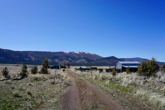 0 E Langell Valley Road, Bonanza, OR 97623 (MLS #220104612) :: The Riley Group