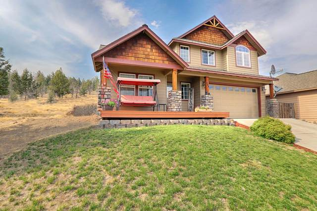 522 SW Cedar Hill Drive, Madras, OR 97741 (MLS #220105492) :: Fred Real Estate Group of Central Oregon