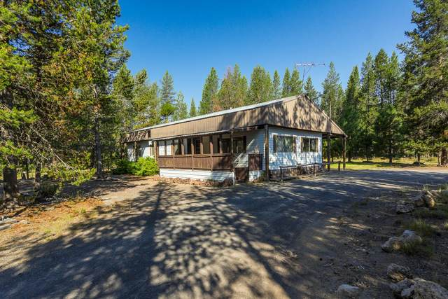 100630 Sherry Street, Chemult, OR 97731 (MLS #220105497) :: Fred Real Estate Group of Central Oregon