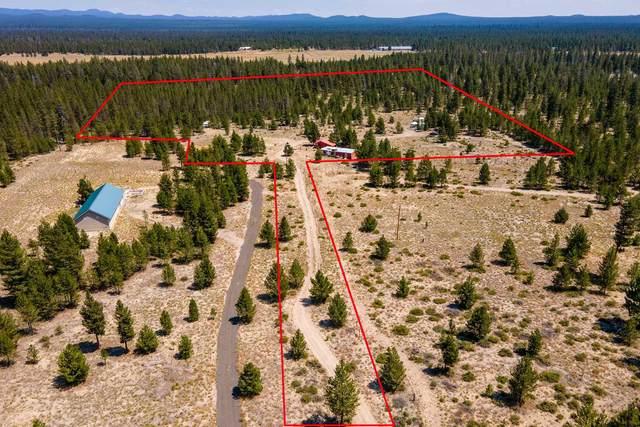 2002 Kurtz Road, La Pine, OR 97739 (MLS #220105588) :: Fred Real Estate Group of Central Oregon