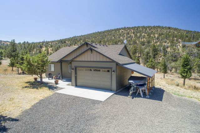 7573 SE Quail Canyon Road, Prineville, OR 97754 (MLS #220105774) :: Fred Real Estate Group of Central Oregon