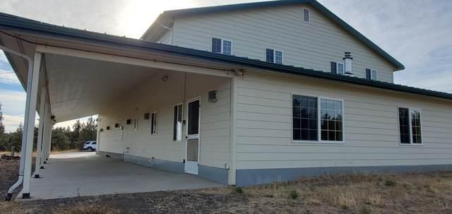 10101 SE View Top Lane, Prineville, OR 97754 (MLS #220106207) :: Fred Real Estate Group of Central Oregon