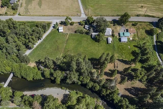 11715 Highway 238, Jacksonville, OR 97530 (MLS #220106475) :: Bend Relo at Fred Real Estate Group