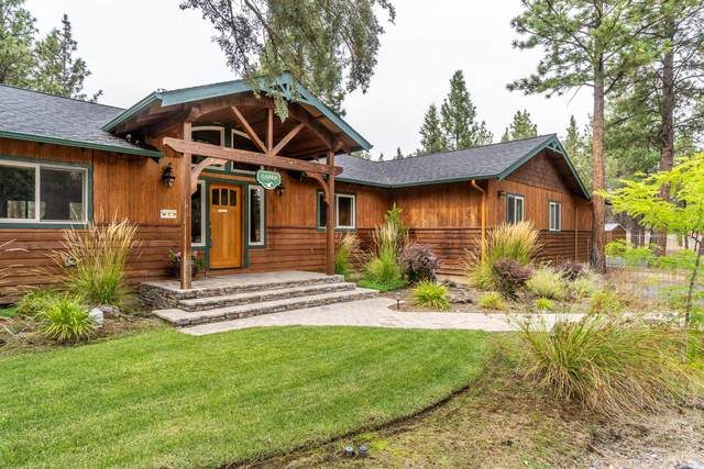 70211 Mustang Drive, Sisters, OR 97759 (MLS #220106865) :: Windermere Central Oregon Real Estate
