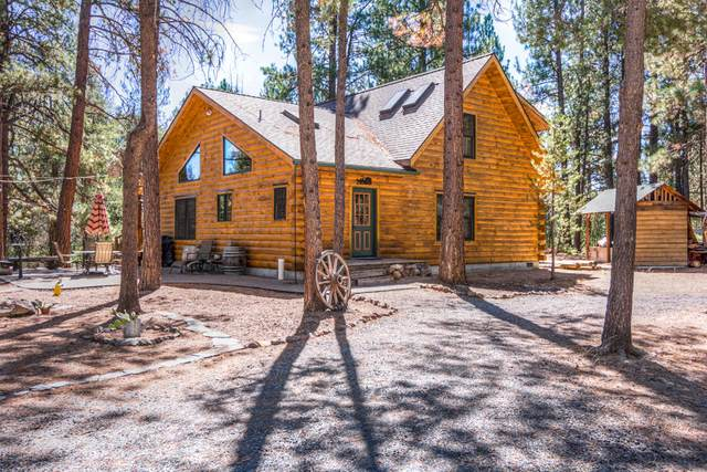 2520 Cuevas Court, La Pine, OR 97739 (MLS #220107199) :: Fred Real Estate Group of Central Oregon