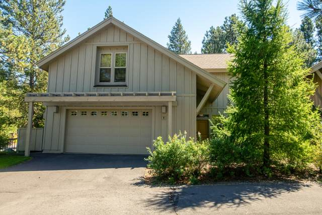 57107 Fremont Drive #1, Sunriver, OR 97707 (MLS #220107285) :: Bend Relo at Fred Real Estate Group