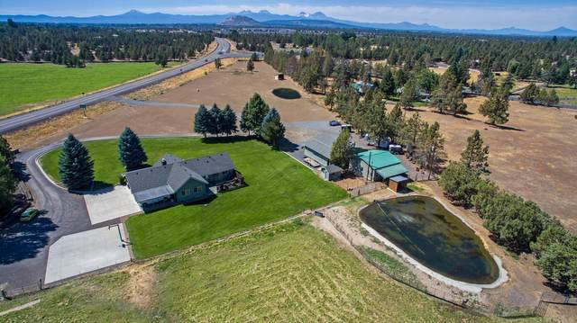 22160 Highway 20, Bend, OR 97701 (MLS #220107759) :: Bend Relo at Fred Real Estate Group