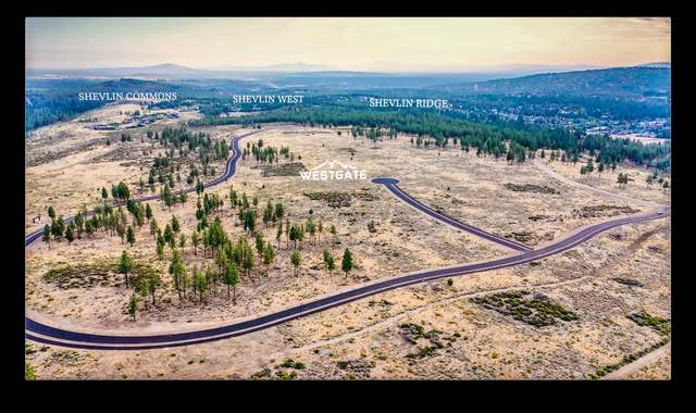 Lot 84 NW Horizon View Drive #84, Bend, OR 97703 (MLS #220109243) :: The Payson Group