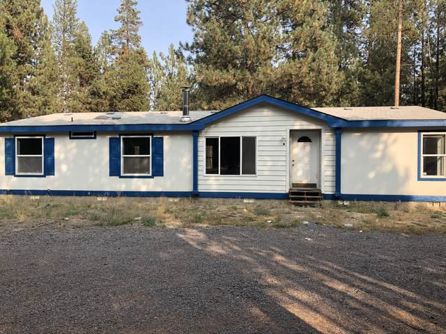 149417 Viola Circle, La Pine, OR 97739 (MLS #220109449) :: Fred Real Estate Group of Central Oregon