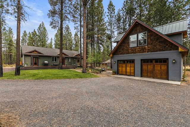 16105 Mountain Sheep Lane, Bend, OR 97707 (MLS #220109690) :: The Ladd Group
