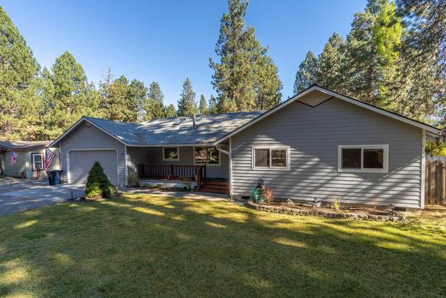59878 Navajo Road, Bend, OR 97702 (MLS #220109836) :: Windermere Central Oregon Real Estate