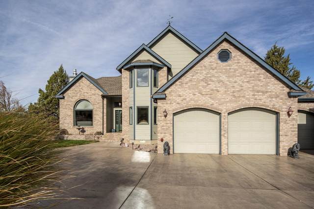 12301 Paiute Court, Powell Butte, OR 97753 (MLS #220109852) :: Central Oregon Home Pros