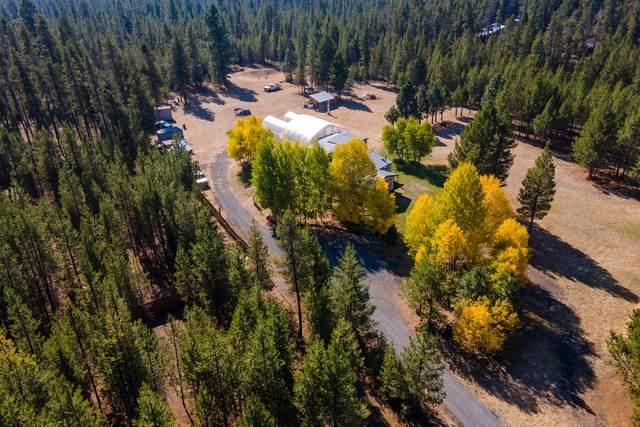 15845 Camino De Oro, La Pine, OR 97739 (MLS #220110110) :: Berkshire Hathaway HomeServices Northwest Real Estate