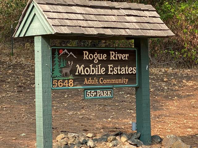 5648 Foothill Boulevard #21, Rogue River, OR 97537 (MLS #220110344) :: Top Agents Real Estate Company