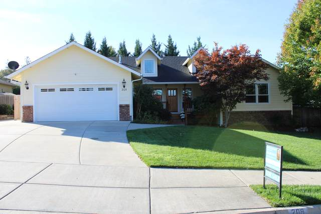 209 Kroner Drive, Grants Pass, OR 97527 (MLS #220110987) :: Berkshire Hathaway HomeServices Northwest Real Estate