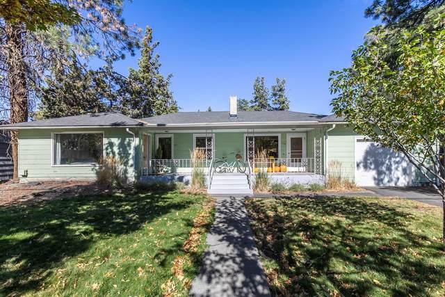 452 NE Franklin Avenue, Bend, OR 97701 (MLS #220111003) :: Rutledge Property Group
