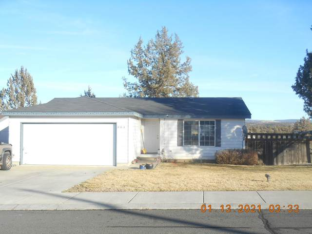 993 SE Turner Street, Madras, OR 97741 (MLS #220115109) :: The Payson Group