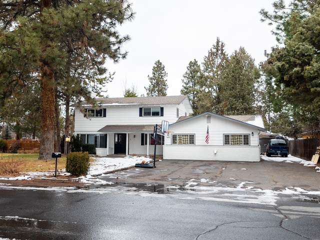 1808 SE Tempest Drive, Bend, OR 97702 (MLS #220115980) :: Top Agents Real Estate Company