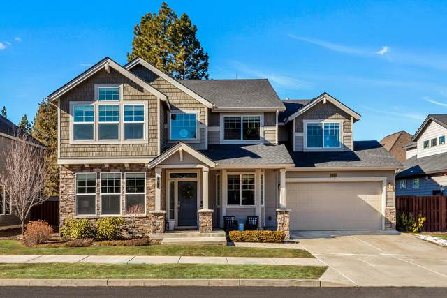 61215 Gooseberry Place, Bend, OR 97702 (MLS #220117200) :: Coldwell Banker Bain