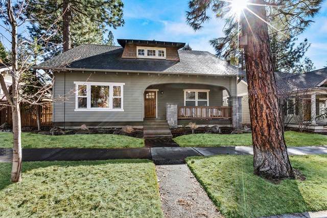 2565 NW Lemhi Pass Drive, Bend, OR 97703 (MLS #220117754) :: Bend Relo at Fred Real Estate Group