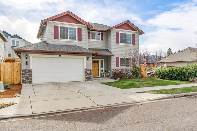 321 Willow Springs Drive, Talent, OR 97540 (MLS #220117769) :: FORD REAL ESTATE