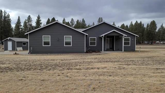 7152 Bly Mountain Cutoff Road, Bonanza, OR 97623 (MLS #220118187) :: Premiere Property Group, LLC
