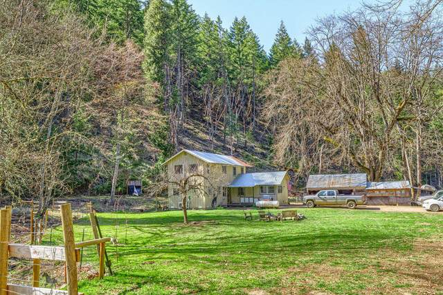 4832 Anderson Creek Road, Talent, OR 97540 (MLS #220119417) :: FORD REAL ESTATE
