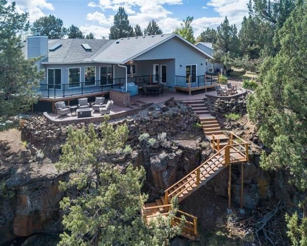 8090 NW Grubstake Way, Redmond, OR 97756 (MLS #220119610) :: Central Oregon Home Pros