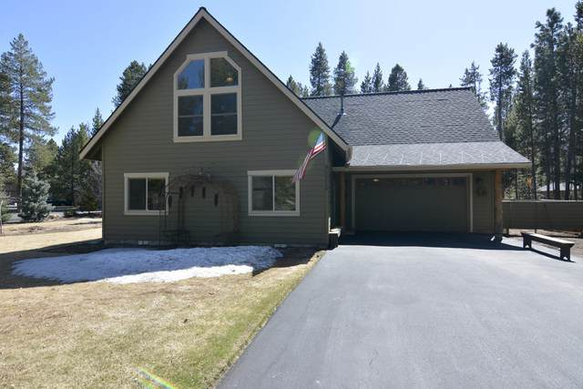 55720 Wagon Master Way, Bend, OR 97707 (MLS #220119744) :: Central Oregon Home Pros