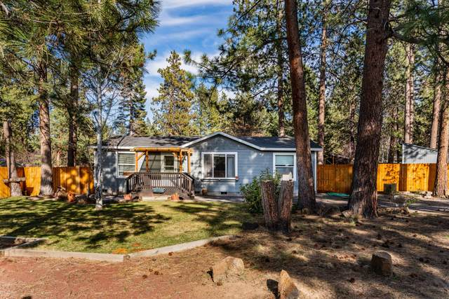 60898 Granite Drive, Bend, OR 97702 (MLS #220120302) :: Bend Relo at Fred Real Estate Group