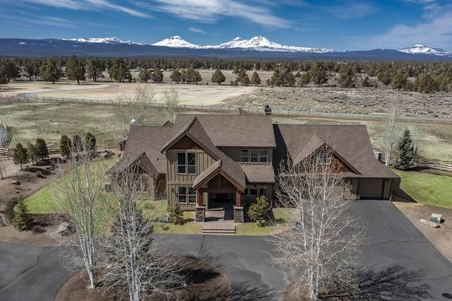 18337 Fryrear Ranch Road, Bend, OR 97703 (MLS #220120501) :: Premiere Property Group, LLC