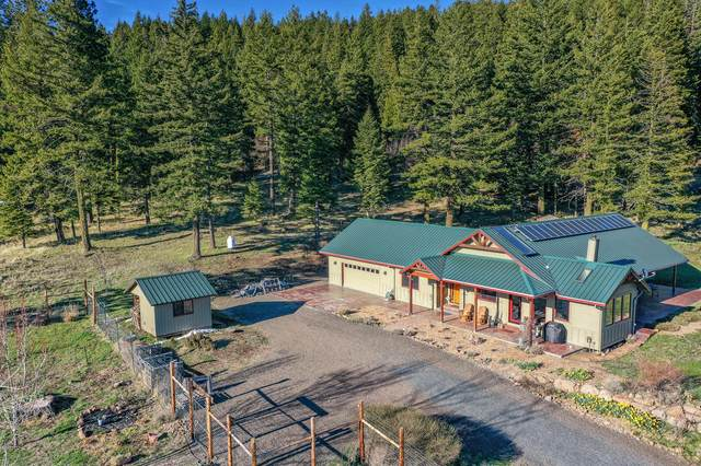 12632 Dead Indian Memorial Road, Ashland, OR 97520 (MLS #220120693) :: Premiere Property Group, LLC