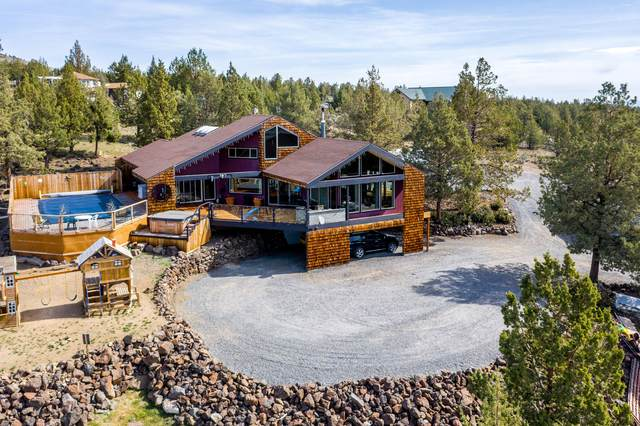 5522 SW Rocky Lane, Culver, OR 97734 (MLS #220121371) :: Bend Homes Now
