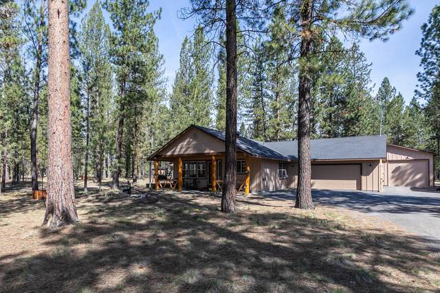 16284 Whitetail Lane, Bend, OR 97707 (MLS #220121633) :: Coldwell Banker Sun Country Realty, Inc.