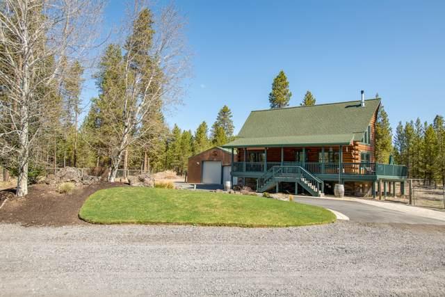 17872 Old Wood Road, Bend, OR 97707 (MLS #220121727) :: Central Oregon Home Pros
