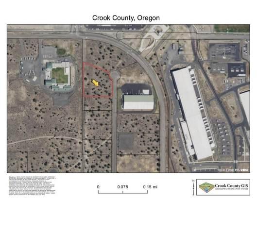 Lot 15 SW Commerce Court, Prineville, OR 97754 (MLS #220121896) :: Fred Real Estate Group of Central Oregon