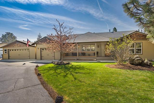 60898 Raintree Court, Bend, OR 97702 (MLS #220121949) :: Fred Real Estate Group of Central Oregon