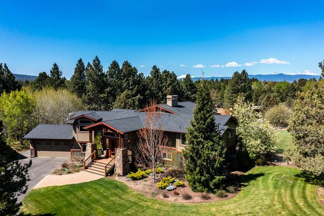 63975 E Quail Haven Drive, Bend, OR 97703 (MLS #220122665) :: Coldwell Banker Bain