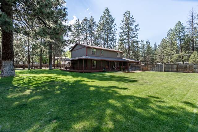 60488 Umatilla Circle, Bend, OR 97702 (MLS #220123952) :: Berkshire Hathaway HomeServices Northwest Real Estate