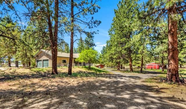 60340 Arnold Market Road, Bend, OR 97702 (MLS #220124145) :: Bend Homes Now