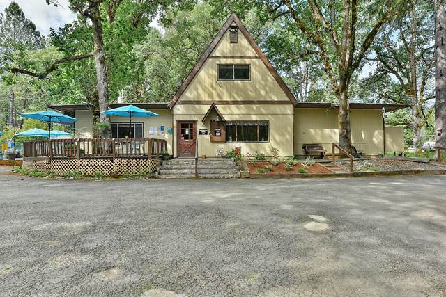 140 Old Stage Road, Wolf Creek, OR 97497 (MLS #220124702) :: The Ladd Group